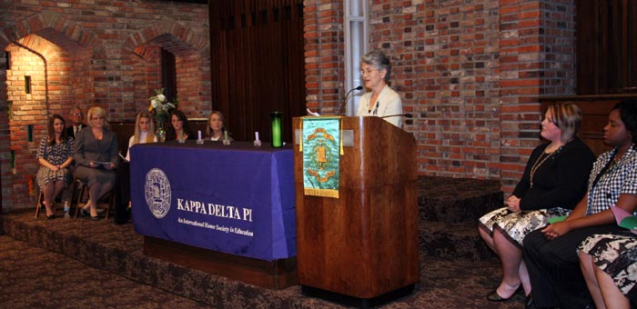 Mississippi State Scholarships >> Kappa Delta Pi - Educational Honor Society
